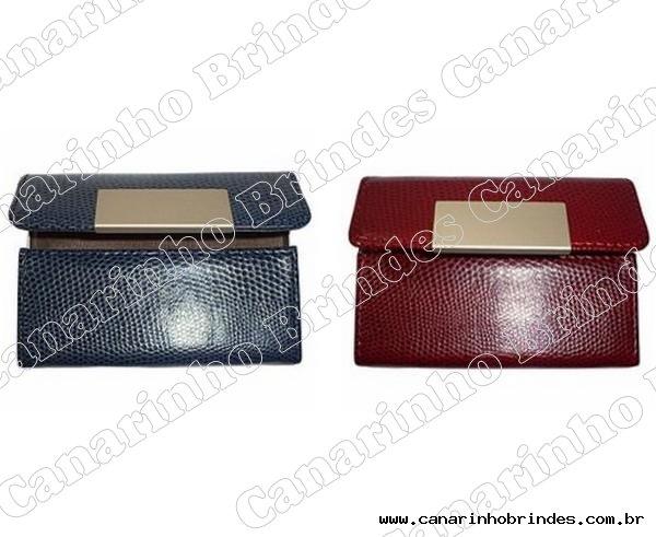 Porta cartão de couro 3510