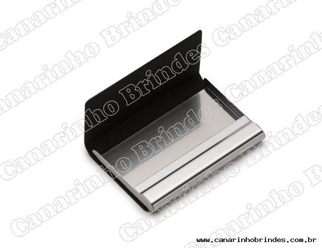 Porta Cartão em Alumínio 3507