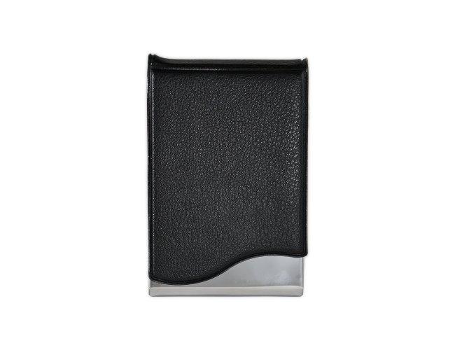 Porta cartão de couro sintético-3523