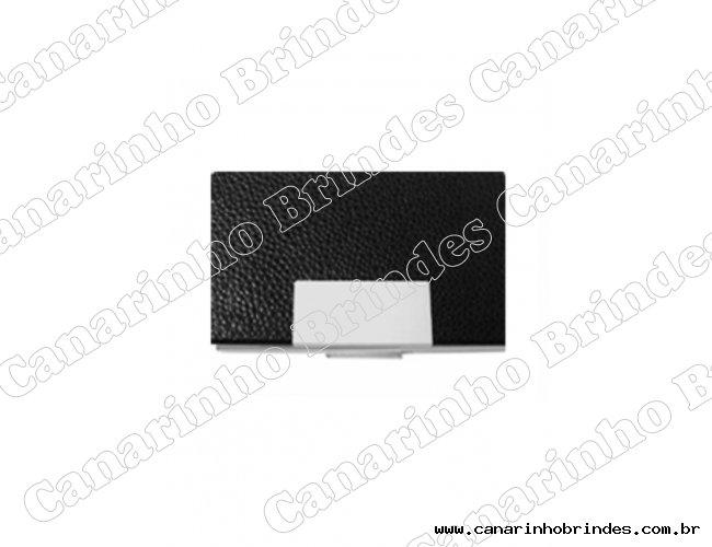 Porta Cartão em Alumínio 3503
