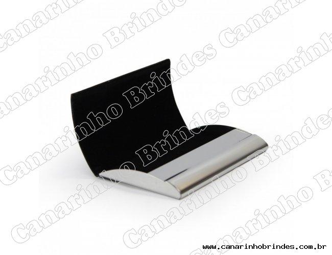 Porta Cartão em Couro Sintético 3501