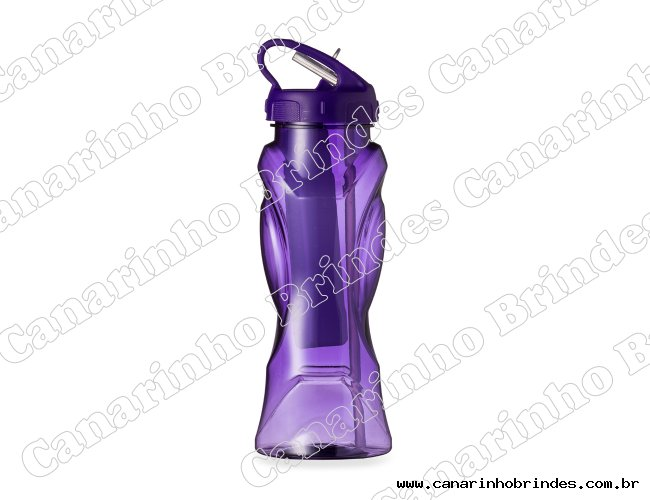 Squeeze Plástico Ice Bar 600ml - 3688