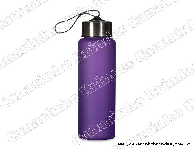 Squeeze Plástico  Personalizado 600ml - 3673