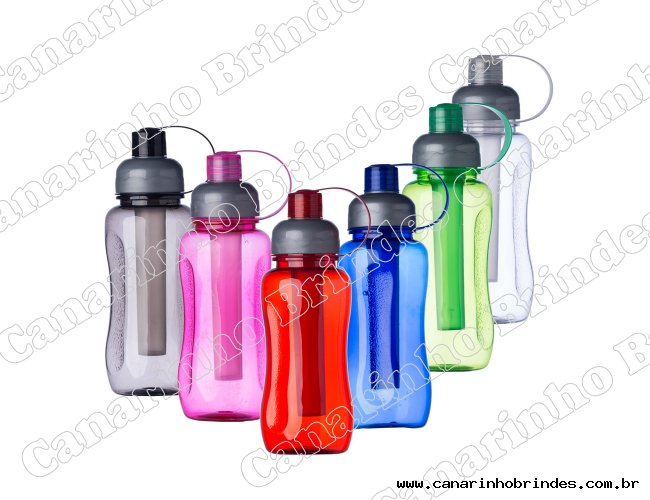 Squeeze Plástico Ice Bar 600ml - 3662