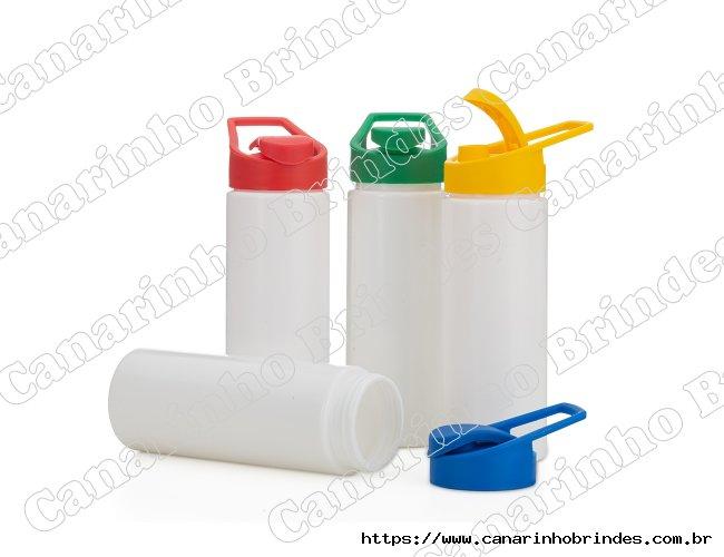 Squeeze Plástico Personalizado 550ml