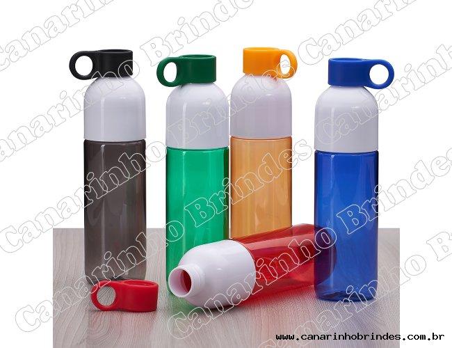 Squeeze plástico 700ml com tampa -3714