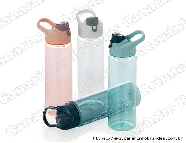 Squeeze Personalizada Plástico 700ml