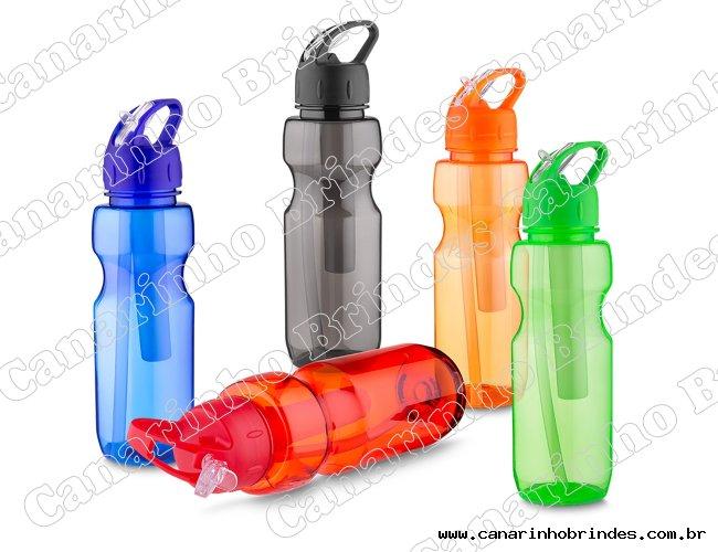 Squeeze Personalizado Plástico Ice Bar 700ml