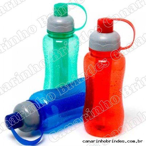 Squeeze Plástico Ice Bar 400ml - 3661