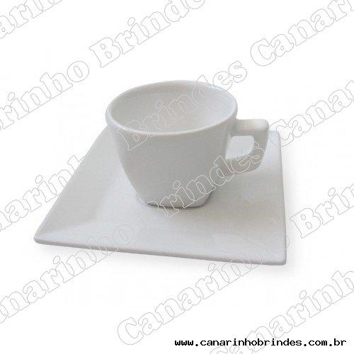 Xícara Café com Pires - 1068