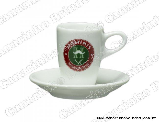 Xícara Café com Pires - 1094