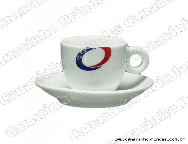 Xícara Café com Pires - 1092